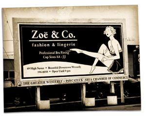 Zoe & Co. Professional Bra Fitters